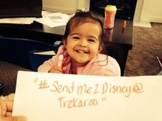 Another great entry in our 2014 #SendMe2Disney contest!