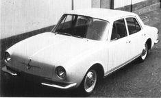 OG   1960 Porsche Sedan   Prototype by Sergio Sartorelli from Ghia