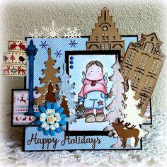 Blue Barn Creatief: Happy Holidays