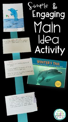 teaching ideas upper elementary classroom ideas reading ideasresources for the upper elementary classroom teaching grammar graphic organizers Reading Lessons, Teaching Reading, Teaching Grammar, Reading Skills, Guided Reading, Reading Projects, Math Lessons, Learning, Main Idea Activities