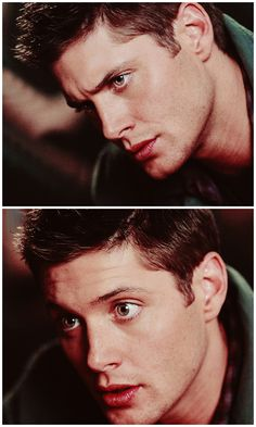Dean - 1x16 Shadow. Look at how freakin beautiful he is. LOOK AT IT.