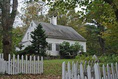 Gladys Taber's Stillmeadow Farm.