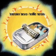 Beastie Boys // Hello Nasty