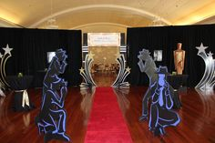 hollywood parties ideas | Bluming Creativity: Hollywood Themed Party