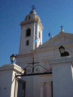 Igreja de Nossa Senhora do Pilar, Buenos Aires, Argentina.