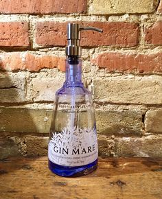 A personal favourite from my Etsy shop https://www.etsy.com/uk/listing/514934045/mothers-day-gift-gin-soap-dispenser-gin