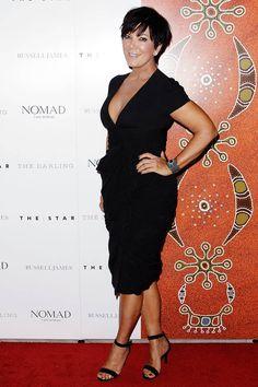 48c33472e0 51 Best Kris Kardashian Jenner style images