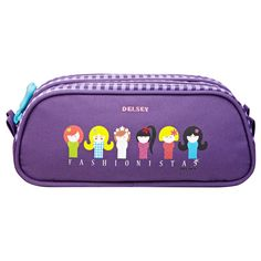 Pencil case DELSEY #kids #backtoschool   #Delsey
