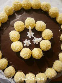 Hozzávalók 26 cm-es kapcsos tortaformához: a tésztához: 3 x 3 tojás 3 x 7 dkg cukor 3 x 2 evőkanál olaj 3 x 7 dkg liszt 3 x 1,...
