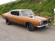 1969 Barracuda 440