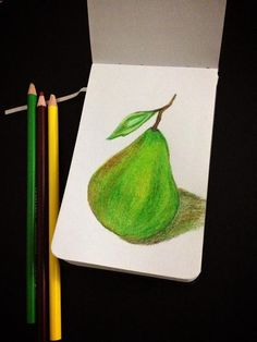 One day things will get better... Until then here is a drawing of a PEAR