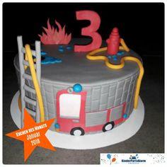 Kindergeburtstag themen New Kindergeburtstag Entdecke Schönsten Ideen Und themen Fire Engine Cake, Birthday Cake, Desserts, Cakes, Baby, Life, Party, Firefighter Cakes, Beautiful Birthday Cakes