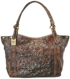 Amazon.com: Frye Deborah Shoulder Bag,Chocolate,One Size: Clothing  Love my birthday gift