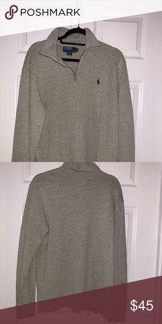 Polo Ralph Lauren quarter zip sweatshirt 16bf72b1b8c