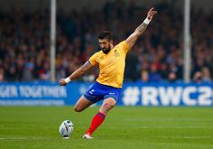 Itàlia 32-22 Romania #RWC2015 #ITA vs #ROM #Italrugby vs #rugbyromania / Florin Vlaicu