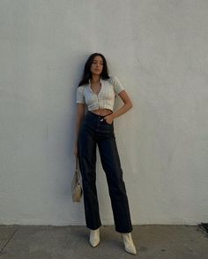 Cute Casual Outfits, Summer Outfits, Cute Skirts, Aesthetic Fashion, Aesthetic Clothes, Fashion Killa, Fashion Outfits, Womens Fashion, Beautiful Outfits