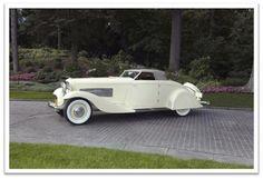 1935 Duesenberg J Roadster Best of Show Meadow Brook