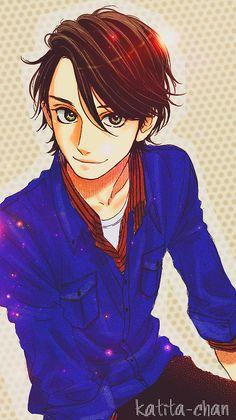 Shishio Sensei (3) by katita-chan.deviantart.com on @deviantART
