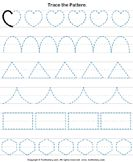 Check out Turtle Diary's large collection of Shapes worksheets for preschool. Make learning fun and easy with these great learning tools. Shape Worksheets For Preschool, Shape Tracing Worksheets, Preschool Writing, Numbers Preschool, Kindergarten Math Worksheets, Preschool Learning Activities, Homeschool Kindergarten, Kids Writing, Teaching Cursive Writing