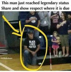 What a man! Much respect Sir!