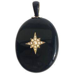 Gold Heart Locket, Victorian Gold, Diamond Pendant Necklace, Carat Gold, Cross Pendant, Wedding Jewelry, Pearls, Yellow, Black Onyx