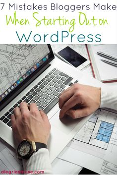 Before you get into creating then launching your WordPress site, there are important things to keep in mind. Check out these WordPress for Beginners tips!
