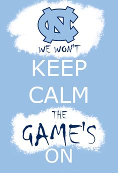 UNC Tar Heels Basketball / Football - Graffiti Keep Calm - 13x19 Poster by JeremiahDbullfroG on Etsy https://www.etsy.com/listing/217389675/unc-tar-heels-basketball-football