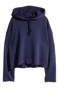 008932bb TopShop Oversized Hoodie ($43) via Polyvore featuring tops, hoodies ...