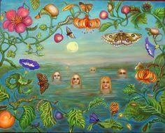 """Time Like A River"" by Joan Wheeler"