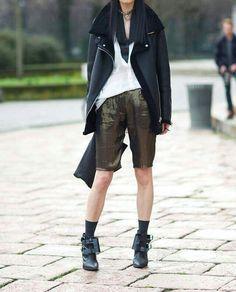 Milan fashion week street style fall 2014