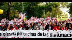 "Manifestación ""Ni CETA Ni TTIP""  15-10-2016"