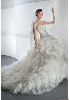 Wedding Dress Demetrios 2862 2013