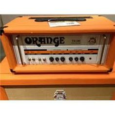 USED ORANGE TH100 HEAD