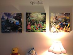 Disney princess nursery