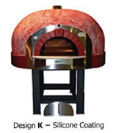 Four à gaz pour les pizzas G100K-BO, Série G