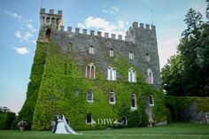 A Fairy Tale Castle Wedding in Tuscany – Alina and Shawn