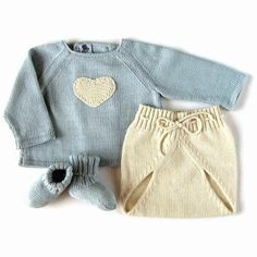 A pearl heart in a sweet set by tenderblue on Etsy, $82.50