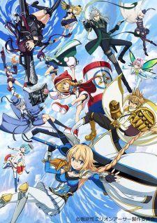 Hangyakusei Million Arthur Episode 1 Anime Release Anime Anime
