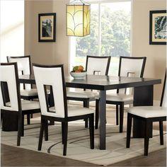 Delano Table with 18 Inch Leaf 30hx60w/78w (leaf)x44d