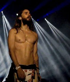 Jared Leto. why this cam moves so sexily why the hell, why his hand moves so softly why the hell