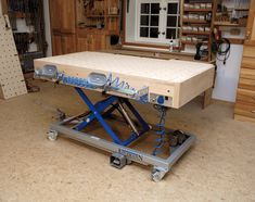 Einemann Assembly Table MT3-5
