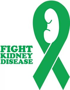 Fight Kidney Disease it is not that bad just think of someone your age having cancer because I know people who are young cancer patients kidney failure is not as bad as you think
