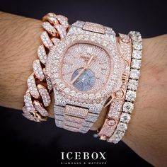 Accesorios Casual, Seiko Watches, Patek Philippe, Luxury Watches For Men, Diamond Watches For Men, Beautiful Watches, Luxury Jewelry, Fashion Watches, Bracelet Watch