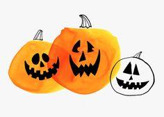 Margaret Berg : fall / halloween: Jack O' Lantern Trio