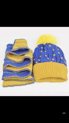 92d8dbbe kids winter hat set Condition is New with tags.