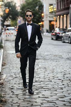 Latest Coat Pant Designs Black Wedding Suits for Men Formal Skinny Groom Prom Blazer Tuxedo Custom Gentle Jacket 2 Piece Terno k Traje Black Tie, Costume En Lin, Party Suits, Black Suits, Black Tuxedos, Black Suit Groom, Black And White Suit, Black Men, Men In Tuxedos
