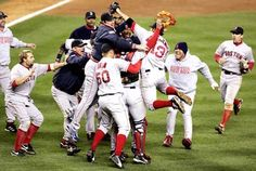 Boston Red Sox stuns from behind