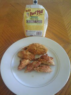 Low Carb Fried Chicken!