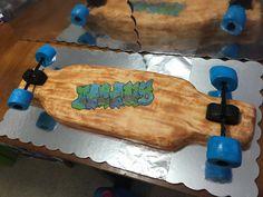 Longboard cake.2