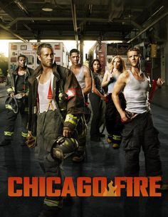chicago fire cast - Google Search